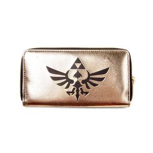 The Legend Of Zelda - Girls Wallet (Gold Mirror).jpg