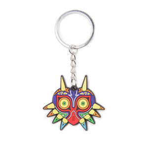 The Legend Of Zelda (Majora's Mask) - Rubber Keychain.jpg