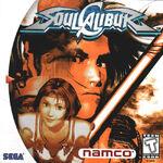 Soul Calibur box art