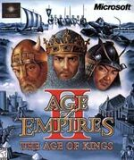 Age of Empires II: Age of Kings box art