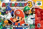 Mario Party 3 box art