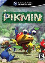 Pikmin box art
