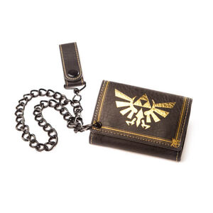 The Legend Of Zelda - Tri-fold Chain Wallet.jpg