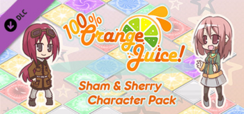Steam-Banner-100%-Orange-Juice-Sham-Sherry-Character-Pack.png
