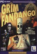 Grim Fandango box art