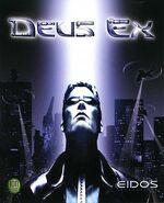 Deus Ex box art