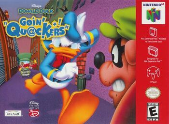 Front-Cover-Donald-Duck-Goin-Crackers-NA-N64.jpg