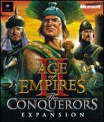 Age of Empires II: The Conquerors box art