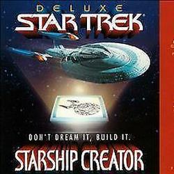Star Trek: Starship Creator - Deluxe Edition