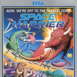 Space Harrier