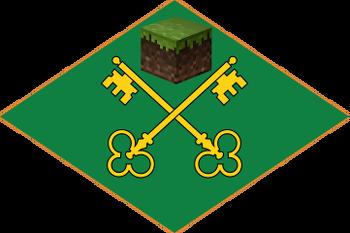 Minecraftism Flag.png