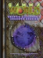 GW 6e Cryptic Alliances & Unknown Enemies cover