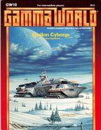 GW10 Epsilon Cyborgs cover