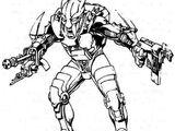 Powered Alloy Armor