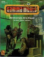 GWQ2 All Animals are Equal cover