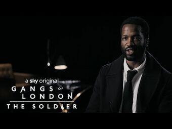 Video The Soldier Gangs Of London Sky Atlantic Gangs Of London Wiki Fandom