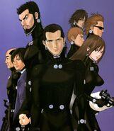 Gantz team 01