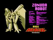 Zonuda Robo Info