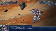 Super Robot Wars T - Big Volfogg Attacks
