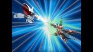 Blade duel