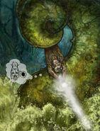 Wild magic axe