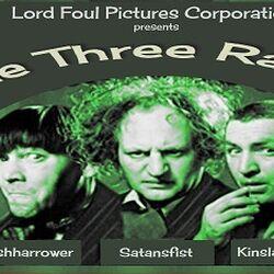 Fleshharrower, Kinslaughterer, Satansfist