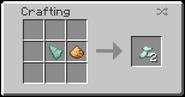 Prismarine crystal