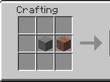 Crafts ajoutés