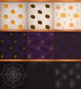 Spooky Paintbrush Designs