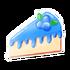 Blueberry Pie (Slice)