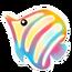 Pastel Butterflyfish