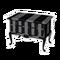 Modern Black Fancy Cabinet