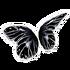 Butterfly Skeleton Wings
