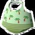 Palm Bathing Suit