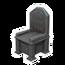 Fancy Stone Throne