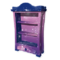 Pink Galaxy Bookcase