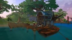 Pirate House Full