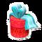 Holly Gift Box