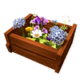 Flower Storage Crate