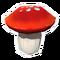 Big Red Bouncy Mushroom