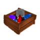 Gem Storage Crate