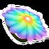Rainbow Flower Glider