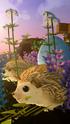Garden Paws - Naru - Hedgehog MobileBG