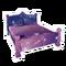 Pink Galaxy Bed