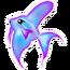 Blue Glow Angelfish