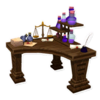 Mysterious Potion Desk