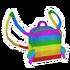 Rainbow Wings Backpack