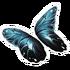 Dark Butterfly Glider
