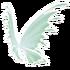 Pastel Green Fairy Wings