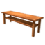 Light Wood Short Table